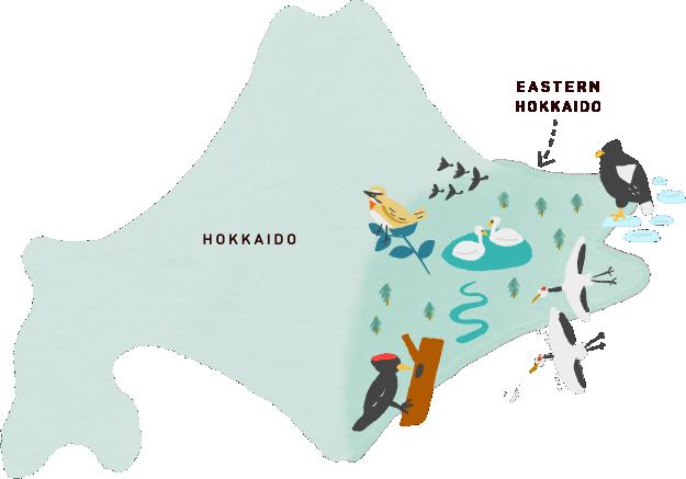 ひがし北海道の自然